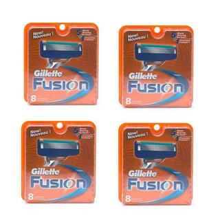 Gillette Fusion 8-count Refill Cartridges (Pack of 4)