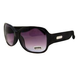 Women's Women's Black/ Purple Fashion Sunglasses