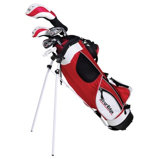 HT Max-J Jr Left Hand 4 x 1 Youth Golf Set