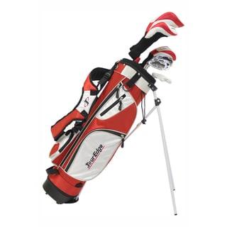 Tour Edge Golf HT Max-J Jr 5x2 Golf Set with Bag Left Handed