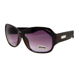 Women's Red/ Purple Fashion Sunglasses