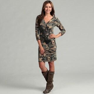 Spy Women's Camouflage Dress