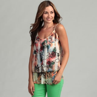 Spy Women's Sleeveless Blouse
