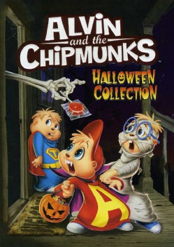 Alvin and the Chipmunks: Halloween (DVD)