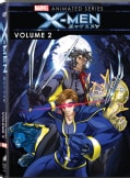 Marvel X-Men: Animated Series Vol. 2 (DVD)