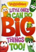 Little Ones Can Do Big Things Too! (DVD)