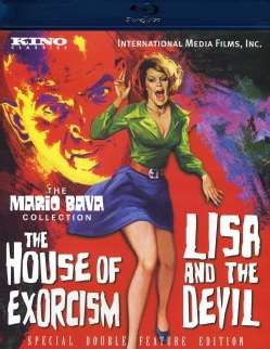 Lisa and the Devil/The House of Exorcism: Remastered Edition (Blu-ray Disc)