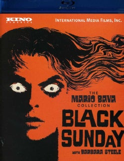 Black Sunday: Remastered Edition (Blu-ray Disc)