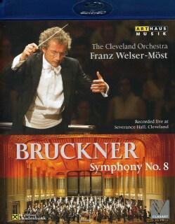 Bruckner Symphony No. 8 (Blu-ray Disc)