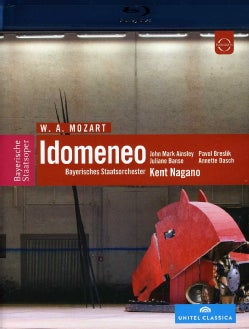 Mozart: Idomeneo (Blu-ray Disc)