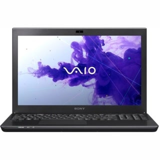 "Sony VAIO SVS13A12FXB 13.3"" LED Notebook - Intel Core i5 i5-3210M Dua"