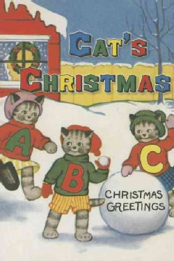 Cat's Christmas ABC (Paperback)