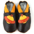 UFO Soft Sole Leather Baby Shoes