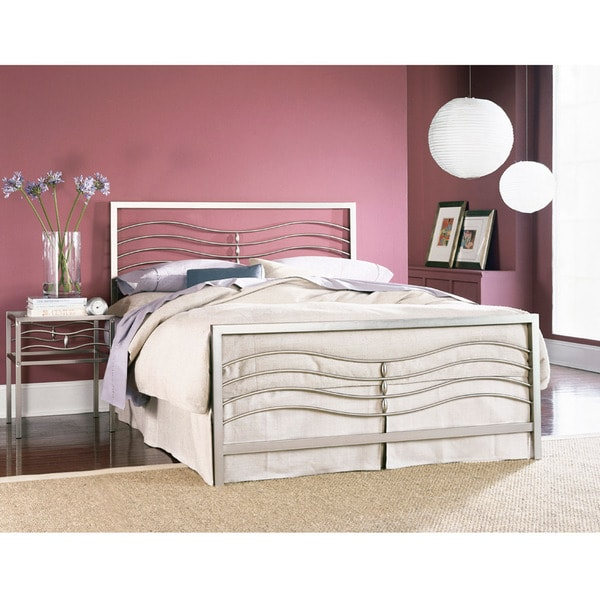 Malibu King-size Metal Bed