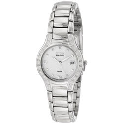 Citizen Women's Eco Drive Silhouette Diamond Watch