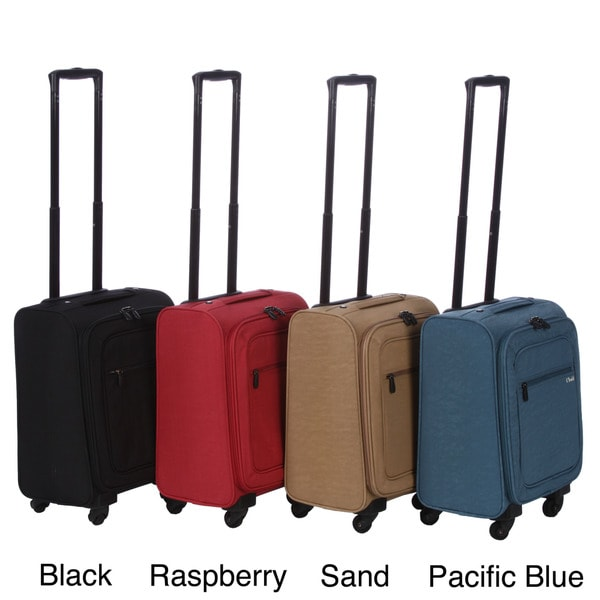 Kobold 'Companion Collection' 16-inch Wheeled Carry-on Spinner Upright