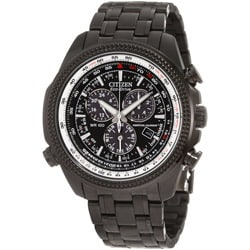 Citizen Eco Drive Men's Perpetual Calendar Chronograph Watch
