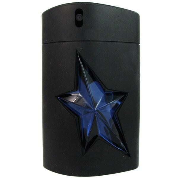 Thierry Mugler 'Angel Men' Men's 3.4-ounce Rubber Flask Eau de Toilette Spray (Tester)