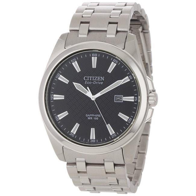 Citizen Eco-Drive Men's WR100 Watch