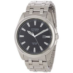 Citizen Eco-Drive Men's WR100 Watch