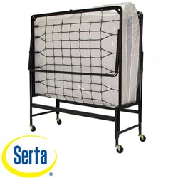 Serta 30-inch Rollaway Bed with Poly Fiber Mattress