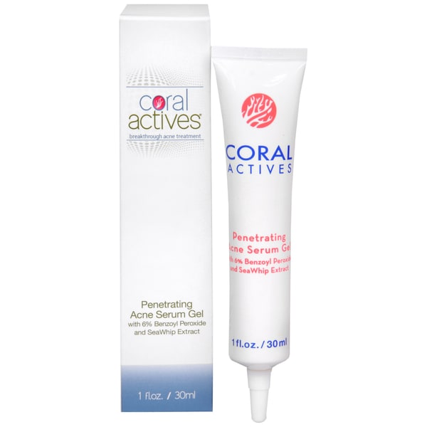 CoralActives Penetrating Acne Serum Gel