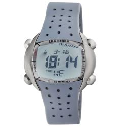 Diadora Men's Green Dial Rubber Digital Date Watch