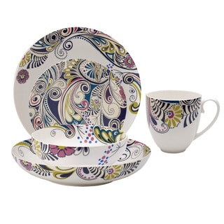 Denby Cosmic 16-piece Dinnerware Set