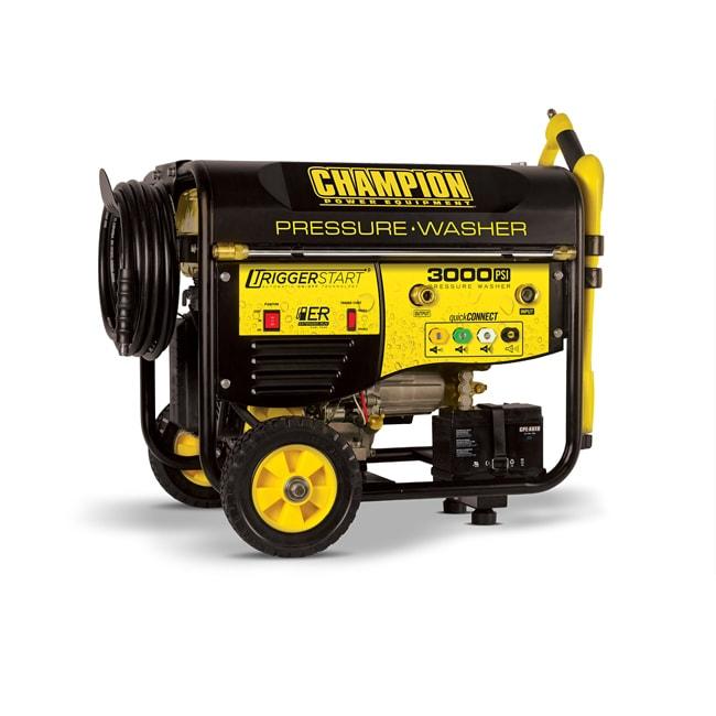 Champion 3000 PSI Trigger Start Pressure Washer