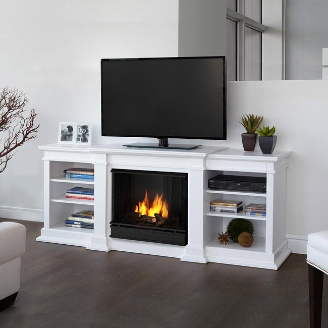 Indoor Fresno Fireplace by Real Flame