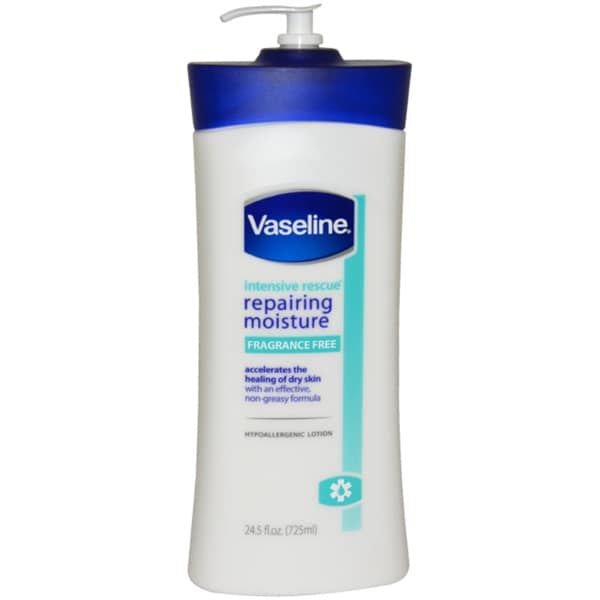 Vaseline Intensive Rescue Repairing Moisture 24.5-ounce Body Lotion