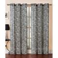 Zebra Printed Georgette Grommet Top Panel (84