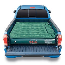 AirBedz Lite Truck Bed Air Mattress with 12 Volt Portable Pump