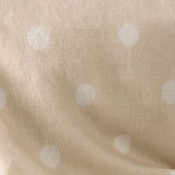 Polka Dot Reversible Throw
