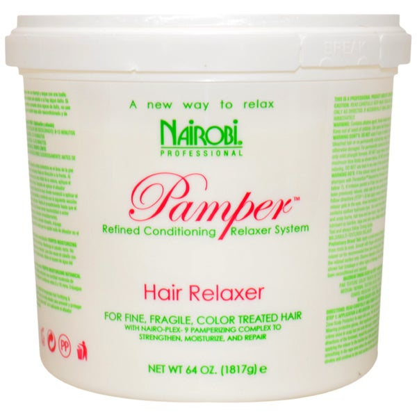 Nairobi Pamper 64-ounce Hair Relaxer