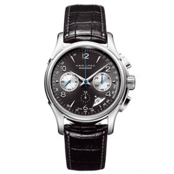 Hamilton Jazzmaster Stainless Steel AutoChrono Watch