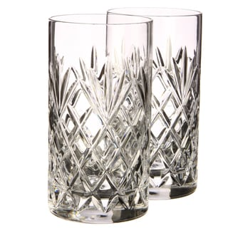 Rogaska Jardin Highball Glasses (Set of 4)