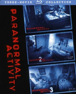 Paranormal Activity Trilogy Gift Set (Blu-ray Disc)