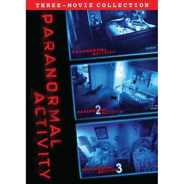 Paranormal Activity Trilogy Gift Set (DVD)