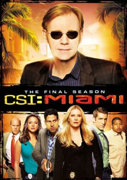 CSI: Miami - The 10th and Final Season (DVD)