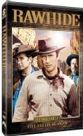Rawhide: Season 5 Vol. 1 (DVD)