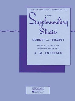Rubank Supplementary Studies for Cornet and Trumpet: To Be Used With, or to Follow Any Method (Paperback)