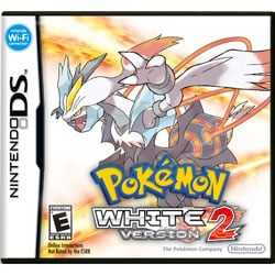 NinDS - Pokemon White Version 2