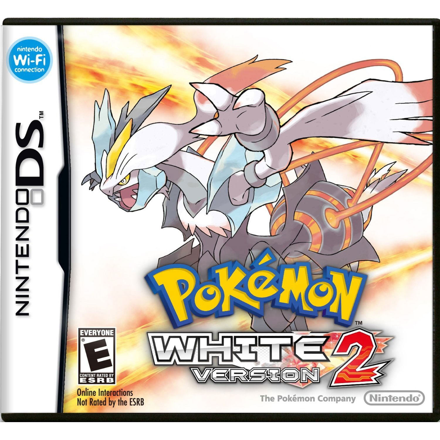 Nintendo Pokemon White Version 2 Game for Nintendo DS