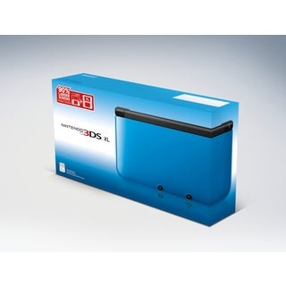NinDs 3DS XL System - Blue/Black