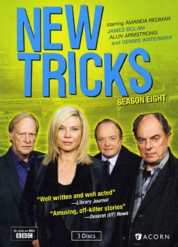 New Tricks: Season 8 (DVD)