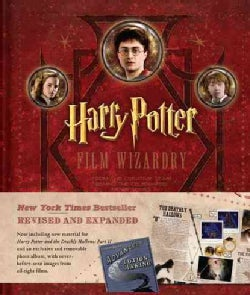 Harry Potter: Film Wizardry (Hardcover)
