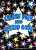 Lesson Plan and Record Book (Spiral bound)