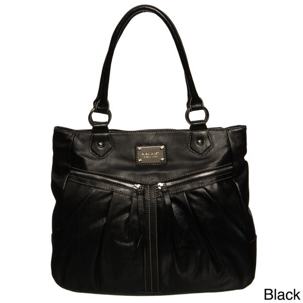 Nine West 'Madrid' Black Tote Bag
