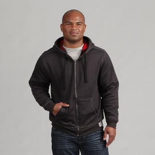 Company 81 Men's Full Zip Sherpa-lined Hoodie